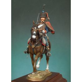 AND-S7-F02 French 4th Hussar (1813)